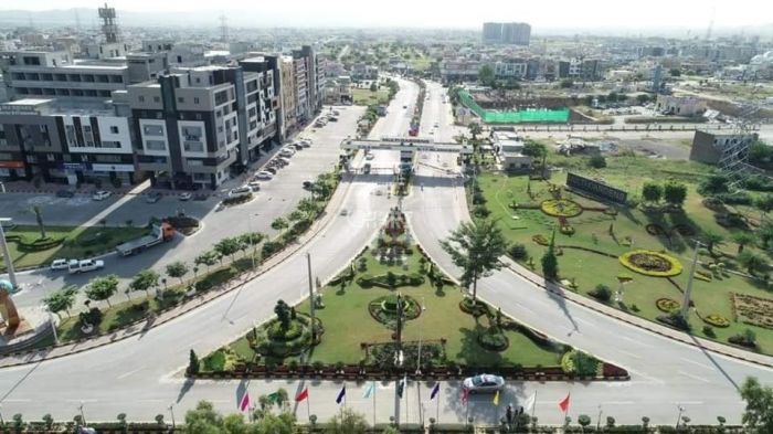 5 Marla Residential Land for Sale in Islamabad B-17 Multi Gardens