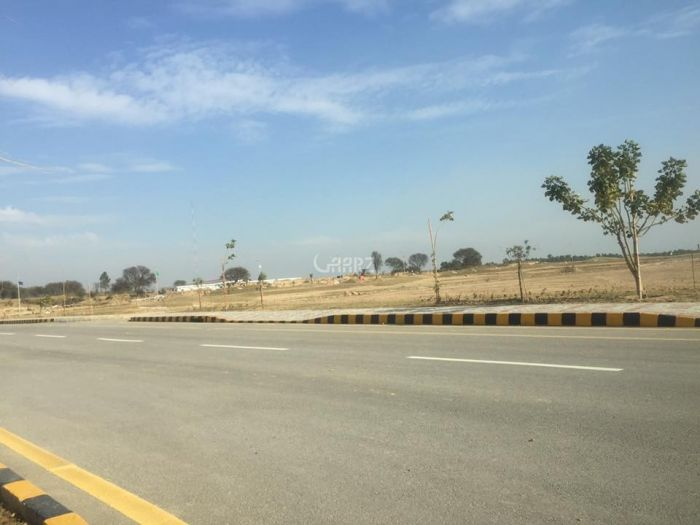 6 Marla Plot for Sale in Rawalpindi Safari Homes, Bahria Town Phase-8