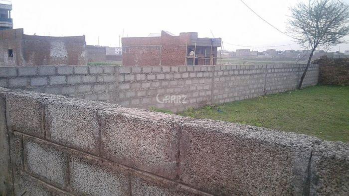 1 Kanal Corner Plot for Sale in Lahore DHA