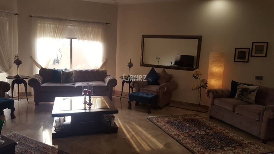 1 Kanal Furnished House for Sale in Lahore DHA Phase-6 Block B