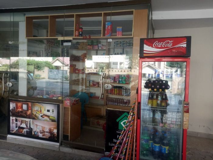 120 Square Feet Commercial Shop for Rent in Islamabad Blue Area