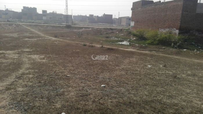 14.87 Marla Residential Land for Sale in Lahore Bahria Town