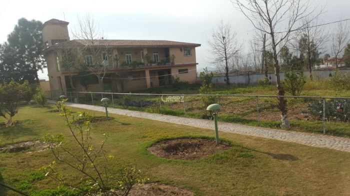 16 Kanal farm house for Sale in Islamabad Bani Gala