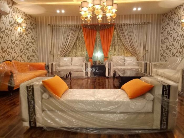 2 Kanal Furnished Upper Portion for Rent in Lahore Gulberg