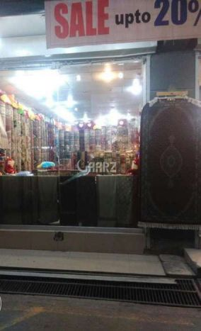 2500 Square Feet Commercial Shop for Rent in Lahore Gulberg