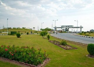 32 Marla Commercial Land for Sale in Rawalpindi Bahria Town Phase-7