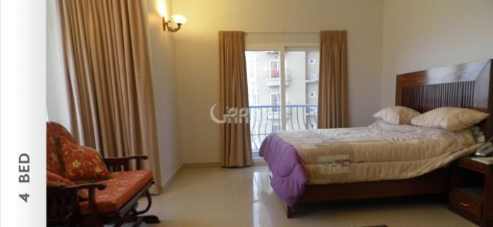 3250 Square Feet Apartment for Rent in Karachi DHA Phase-8 Creek Vista