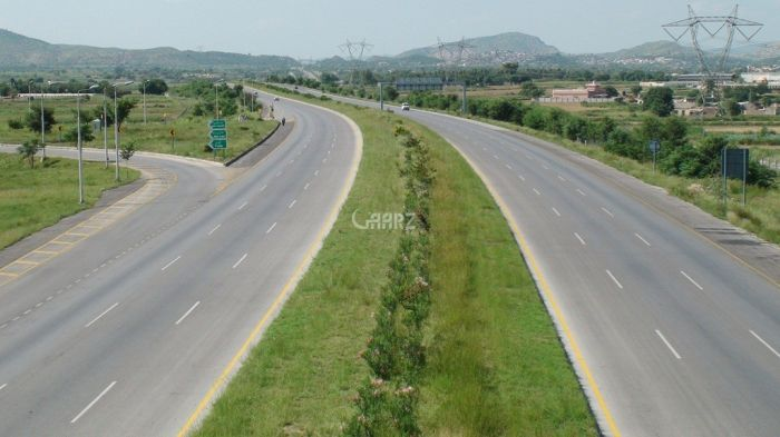 38 Marla Commercial Land for Sale in Islamabad E-11/1