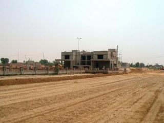 40 Marla Residential Land for Sale in Karachi DHA Phase-8
