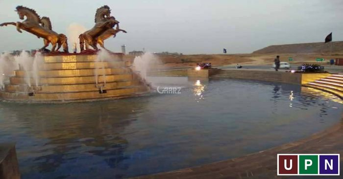 8000 Square Yard Residential Land for Sale in Karachi Bahria Farm House
