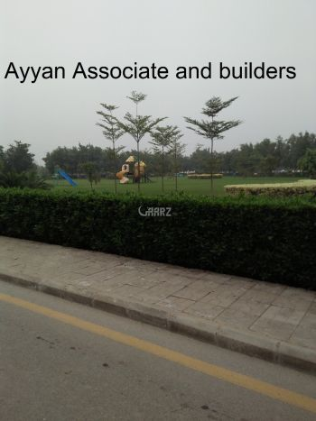 10 Marla Residential Land for Sale in Lahore Central Park Block A