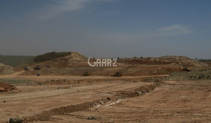 10 Marla Residential Land for Sale in Islamabad F-15