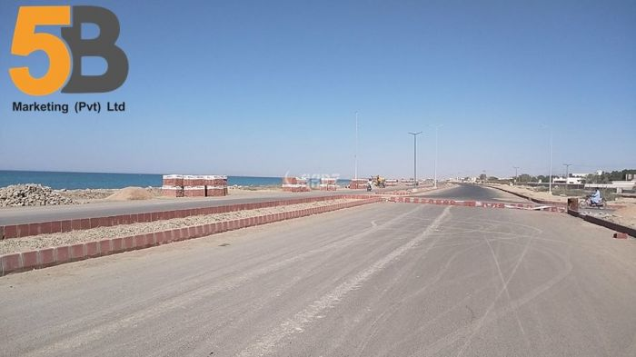 100 Kanal Commercial Land for Sale in Gwadar Marine Drive
