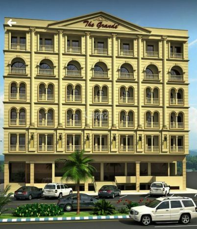 1012 Square Feet Apartment for Sale in Rawalpindi Bahria Town Phase-4