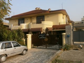 14 Marla House for Rent in Islamabad G-15/3