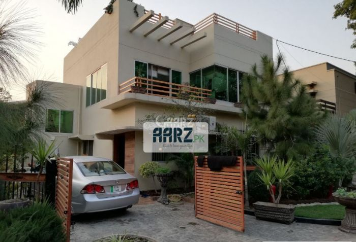 15 Marla House for Sale in Lahore Sarfaraz Rafiqui Road Cantt