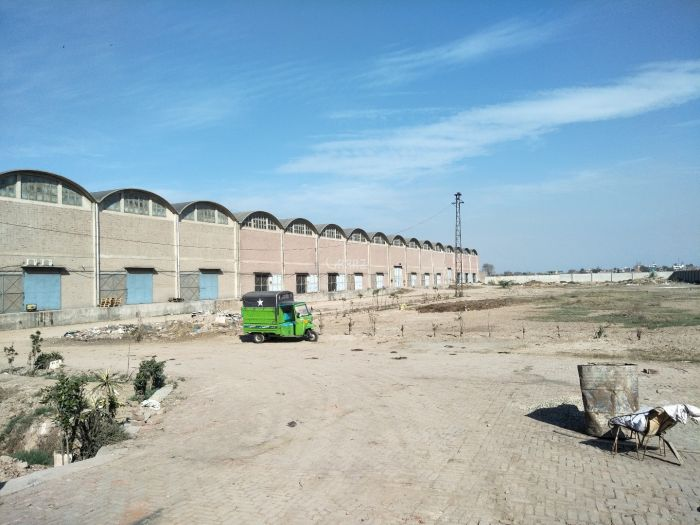 17000 Square Feet Commercial Ware House for Rent in Lahore Shahdara
