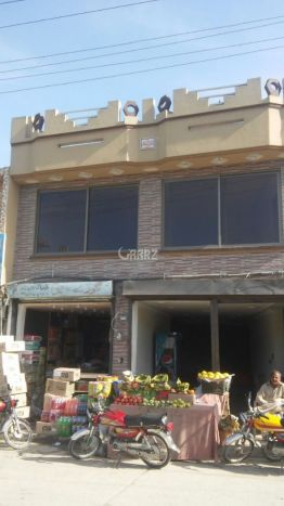 2 Marla Commercial Shop for Sale in Rawalpindi Dhok Syedan