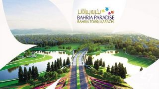 250 Square Yard Residential Land for Sale in Karachi Bahria Paradise