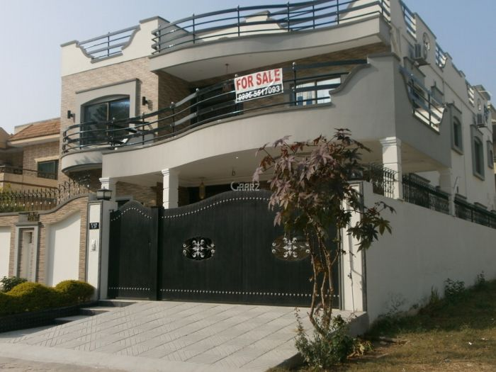 26.64 Marla House for Sale in Islamabad F-11