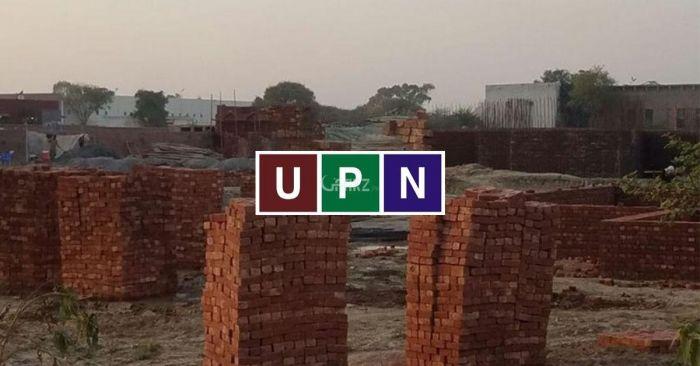 3 Marla Plot File for Sale in Lahore Al-kabir Town