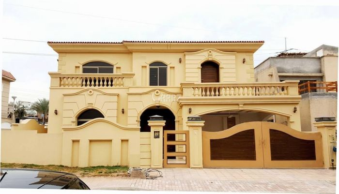 35 Marla House for Sale in Islamabad F-6/2