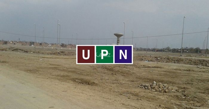 4 Marla Commercial Land for Sale in Lahore Al-rehmat Housing