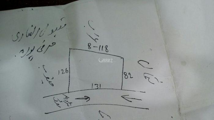 46 Marla Plot for Sale in Faisalabad Main Narwala Road