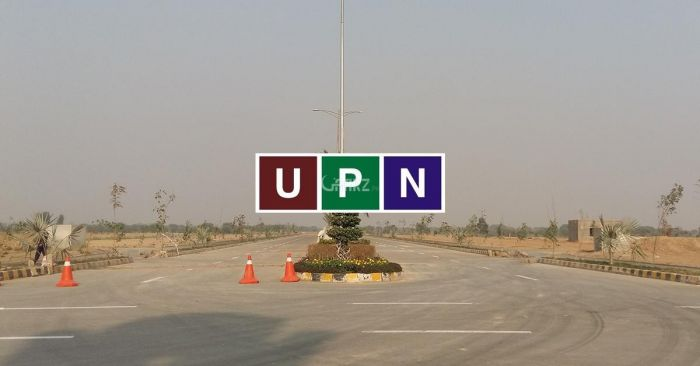 5 Marla Plot File for Sale in Lahore New Lahore City