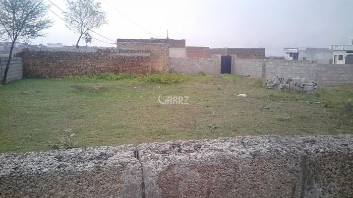 5 Marla Residential Land for Sale in Lahore Bahria Emc Block-a