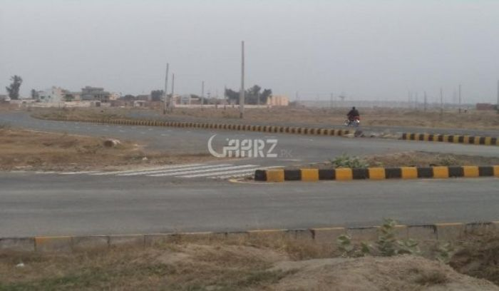 7 Marla Commercial Land for Sale in Islamabad H-11