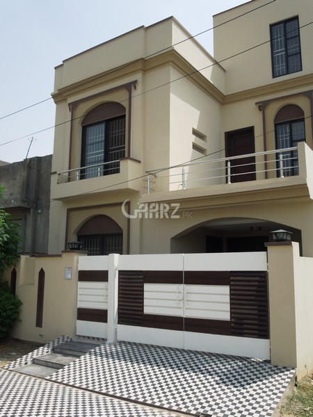 7 Marla House for Sale in Lahore Alfalah Town