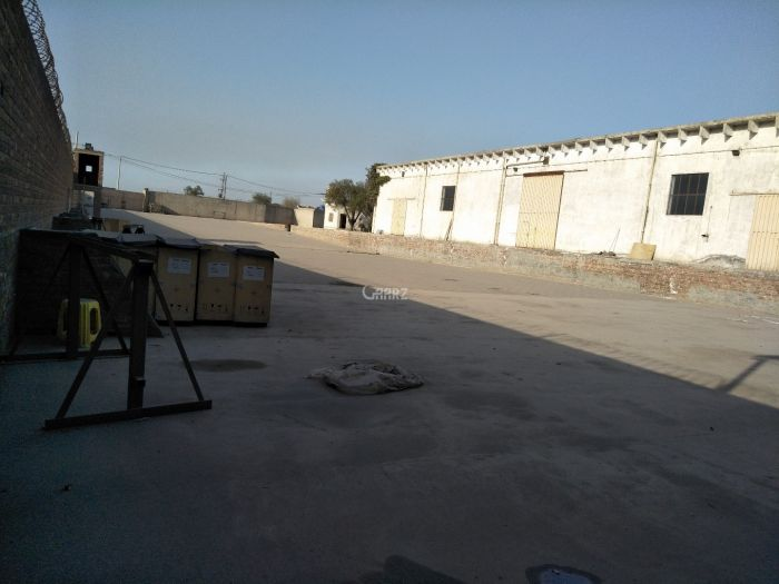 76000 Square Feet Commercial Ware House for Rent in Lahore Lahore