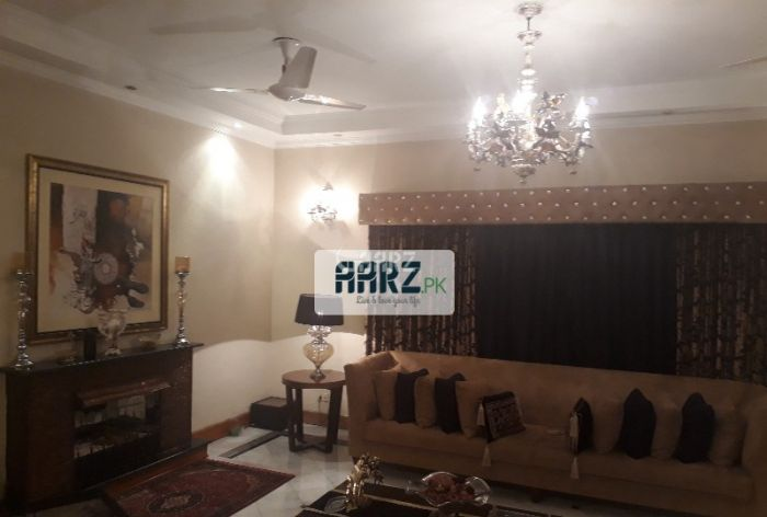 1 Kanal Furnished House for Rent in Lahore DHA Phase-3