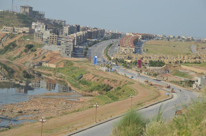 1 Kanal Residential Land for Sale in Lahore Bahria Emc Block-b