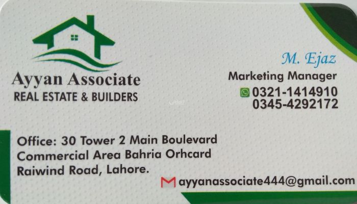 10 Marla House for Rent in Lahore Valencia Housing Society