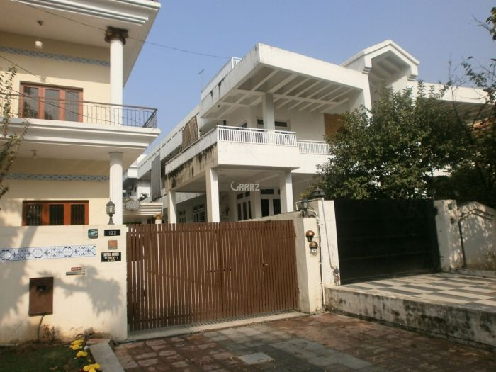 1.24 Kanal House for Rent in Islamabad F-7/1