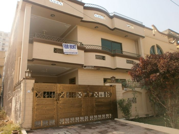 1.24 Kanal House for Sale in Islamabad F-7