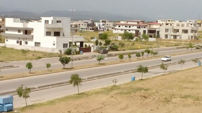 1.3 Kanal Residential Land for Sale in Islamabad Bahria Intellectual Village