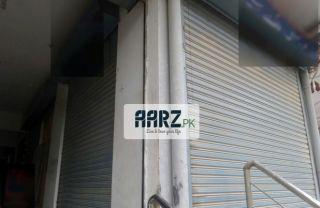 136 Square Feet Commercial Shop for Sale in Karachi Upper Gizri