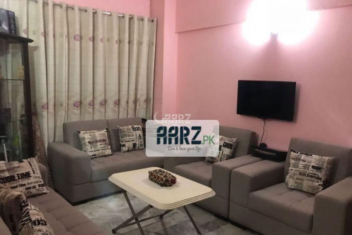 1550 Square Feet Apartment for Sale in Karachi Clifton Block-7