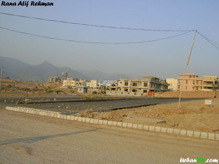 166 Square Yard Residential Land for Sale in Islamabad I-11/2