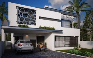 20 Marla House for Sale in Karachi DHA Phase-6