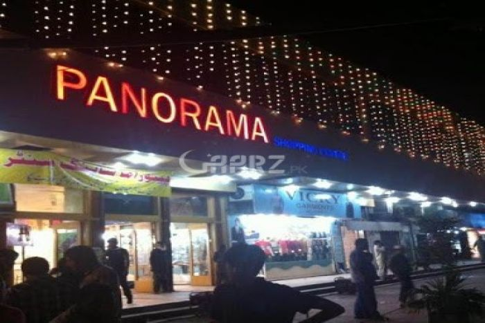200 Square Feet Commercial Shop for Sale in Lahore Panorama Shopping Center