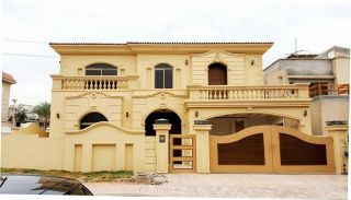20 Marla House for Sale in Islamabad F-10/1