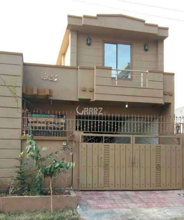 4 Marla House for Sale in Islamabad Ghauri Town