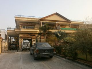 40 Marla House for Rent in Islamabad F-10