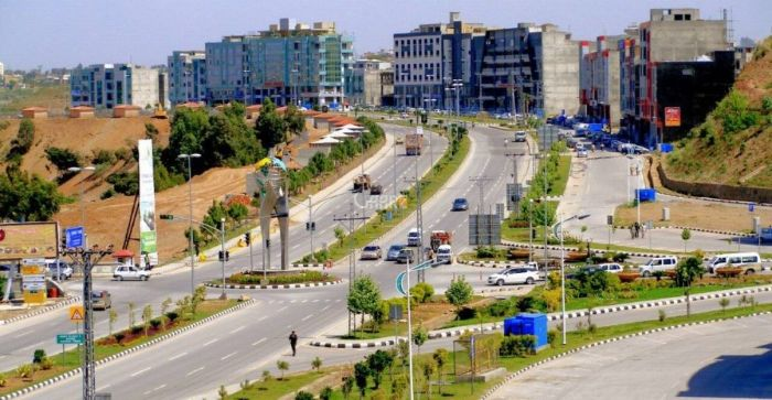 45 Marla Residential Land for Sale in Rawalpindi Bahria Town Phase-8