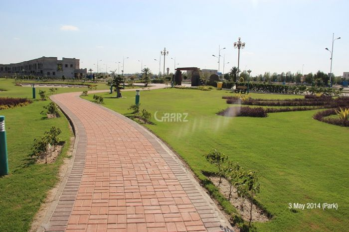 5 Marla Plot for Sale in Lahore Bahria Orchard