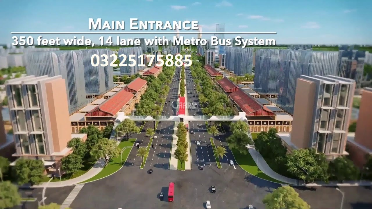 5 Marla Residential Land for Sale in Capital Smart City